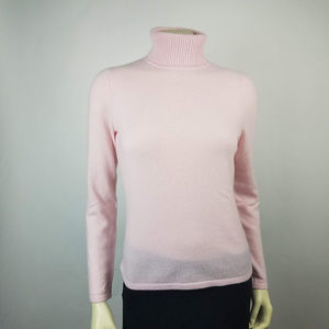 Lord & Taylor Cashmere Sweater Pink Small NWT